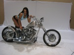 Silver BOBBER by D Man